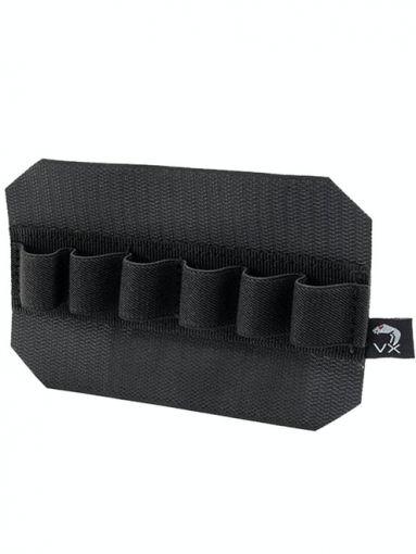 VP VX Shotgun Cartridge Holder - Black
