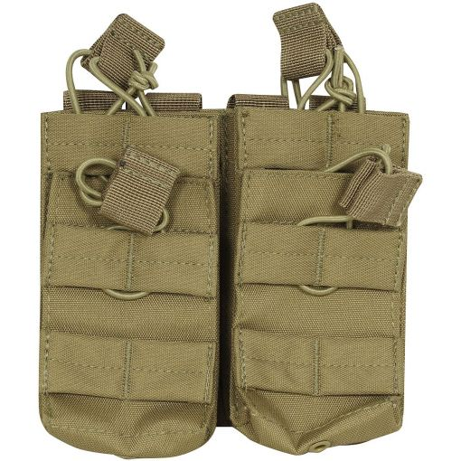 Double Duo Mag Pouch Coyote