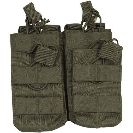 Double Duo Mag Pouch Green