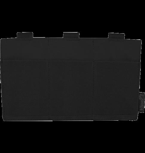 Viper Triple Mag Plate Black