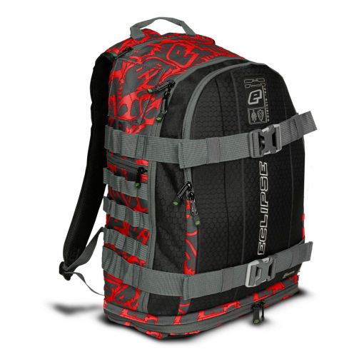 Eclipse GX2 Gravel Bag - Fighter Red
