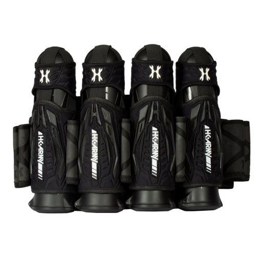 HK Army Zero-G 2.0 Harness 4+3  - Black/Black