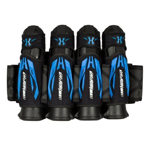 HK Army Zero-G 2.0 Harness 4+3  - Black/Blue