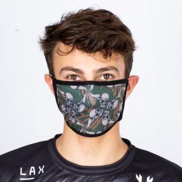 HK Army Anti-Dust Reversible Face Mask - Hostilewear Forest
