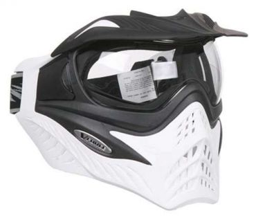 Vforce Grill Goggle - Black/White