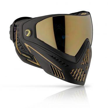 DYE i5 Goggle - Onyx Gold 2.0