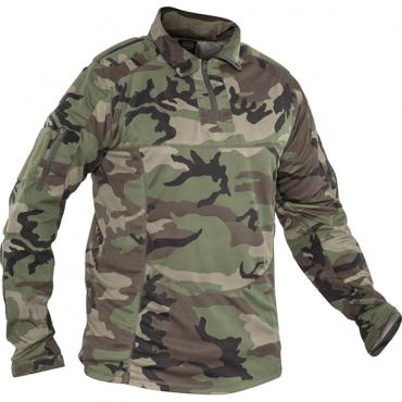 Valken TANGO Combat Shirt - Woodland