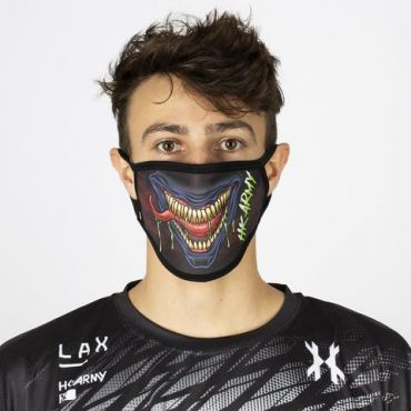 HK Army Anti-Dust Reversible Face Mask - Poison