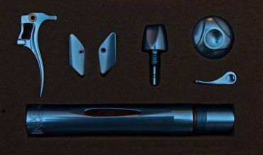 Shocker RSX Accent Kit - Gun Metal