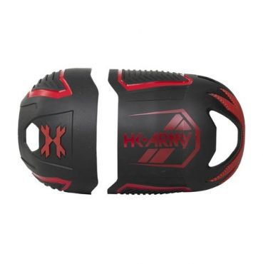 HK Vice FC Tank Cover - Black/Red