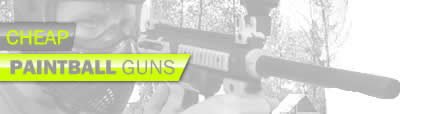 cheap paintball guns uk