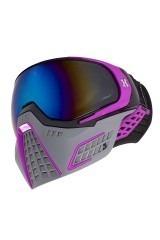 HK Army KLR Goggle - Slate - Black/Purple