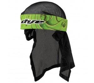 DYE Head Wrap - Slime Green