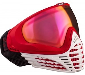 Virtue VIO Contour Goggle - White Fire
