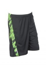 HK Army Hyper Tech Shorts Black/Neon Green