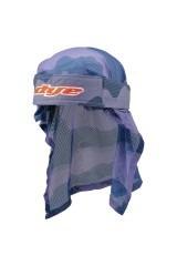 DYE Head Wrap - Bomber Red Blue