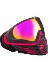 Virtue VIO Contour Goggle - Black Ruby