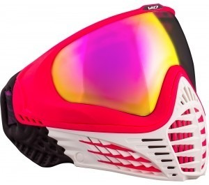 Virtue VIO Contour Goggle - White Ruby