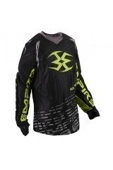 Empire Contact F5 Jersey - Black/Lime