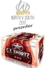 North v South Big Game 2017 Paint Preorder - GI Sportz 3 Star