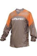 DYE Ultralight Jersey - Dust/Orange