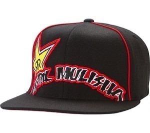 Rockstar Arced New Era Fitted Hat