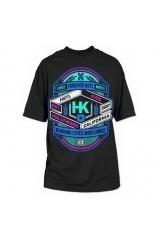 HK T-Shirt Worldwide Black