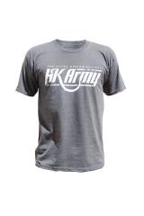 Hk T-Shirt Classic Charcoal