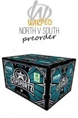 North v South Big Game 2018 Paint Preorder - GI Sportz 1 Star