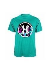 HK T-Shirt Blot Celadon