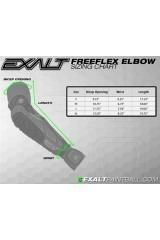 Exalt FreeFlex Elbow Pad