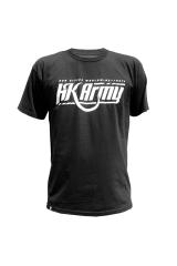 Hk T-Shirt Classic Black