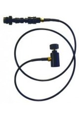 Tippmann Microbore Remote Line W/Slide Check -
