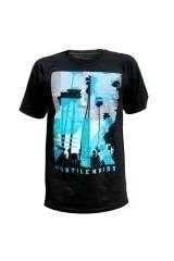 Hk T-Shirt Cruise Black