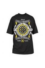 HK T-Shirt Established Black