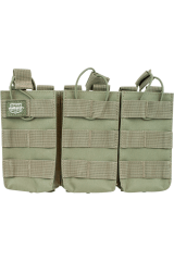 Valken V Tactical Magazine Pouch AR Triple-Green
