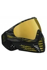 Virtue VIO Contour Goggle - Graphic - Gold