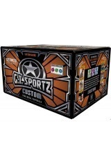 GI Sportz 2000 .68 Caliber Super PEG Paintballs