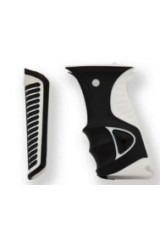 DLX Luxe Ice Rubber Grip Kit - White