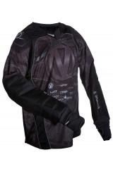 Virtue Elite Jersey - Black/Charcoal - XL