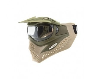 Vforce Grill Goggle Dual - Olive/Tan