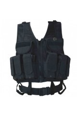 Tippmann Tactical Airsoft/Magfed Vest - Black