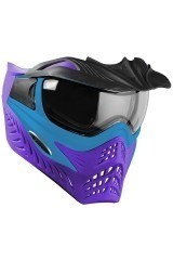 Vforce Grill Goggle SE with Mirror Thermal Lens - Blue/Purple