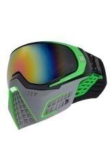 HK Army KLR Goggle - Slate - Black/Green