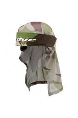 DYE Head Wrap - Barracks Olive