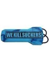 BunkerKings Evalast Barrel Condom - WKS - Cyan -
