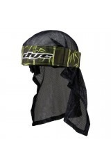 DYE Head Wrap - Bambu Green/Black