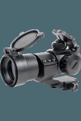 Valken V Tactical Red Dot 1x30 R/G/B w/Weaver Cantilever