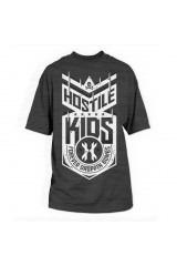 HK T-Shirt Nuke Charcoal
