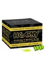 Hk Army 2000 .68 Cal Exclusive Paintballs -